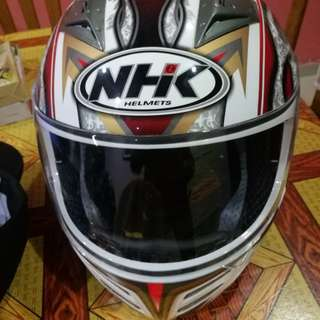 Full Face Helmet NHK