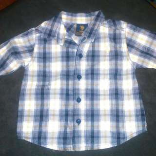 Polo longsleeve shirt