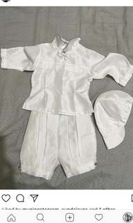 Baby Boy Christerning Outfit