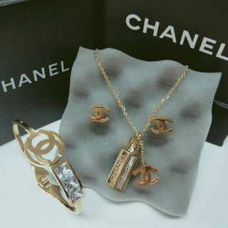 CHANNEL gift set