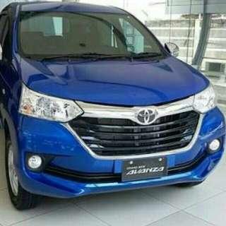 Toyota avanza 1.3 G/MT
