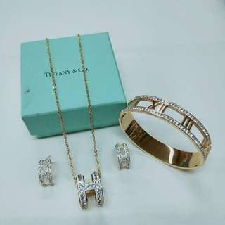 TIFFANY and CO.gift set