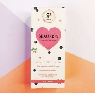 Beaufe Co Beauzkin Triple Action Skin Booster