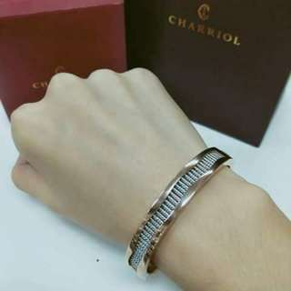 Charriol foreveryoung bracelet