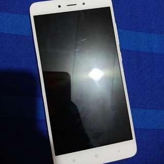 Xiaomi note 4X rosegold 64gb ram 4gb