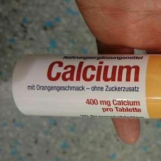 鈣片 Calcium Tablets