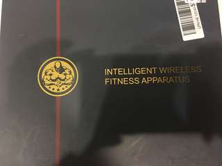 intelligent wireless fitness apparatus