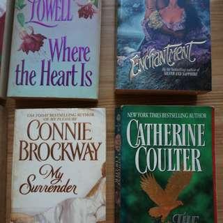 Romance Books (Bulk)