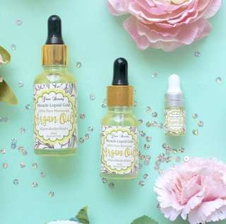 Argan Oil by Glam Beauty