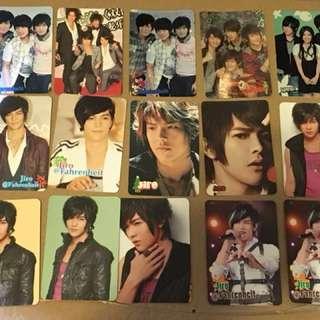 汪東城 Jiro YES Card