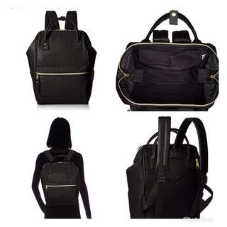 Anello Black Backpack