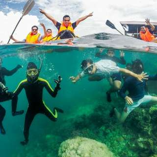 Reefs Adventure Batam Day Trip