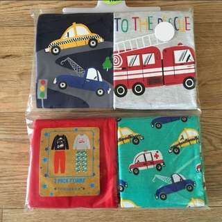[ready-stock] Primark 4-5yrs pyjamas (2 sets)