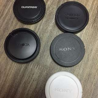 Sony Alpha Body Lense Cap