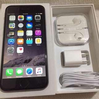 Rush iPhone 6 16gb FU