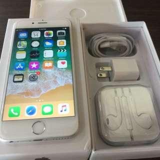 Rush iPhone 6 128gb Fu