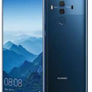 Installment for huawei mate 10 pro