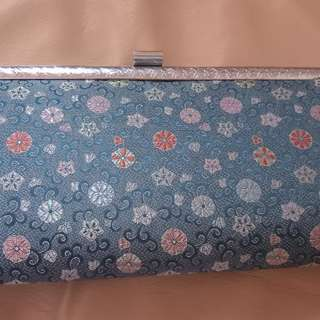 Japanese clutch/wallet