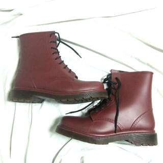 LESS P300 Dr. Martens Inspired Boots