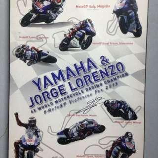 Poster frame MOTOGP JL99 2013 HLYM