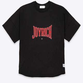 Joyrich 字母oversize 上衣