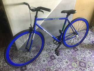 fixie bicycle odyssey