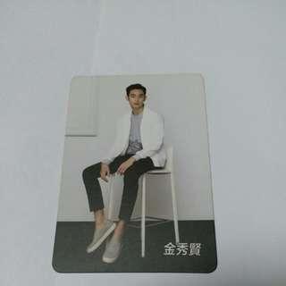金秀賢yes card