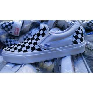 Vans Slip On Vault OG Checkerboard