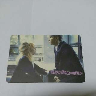 Troublemaker yes card