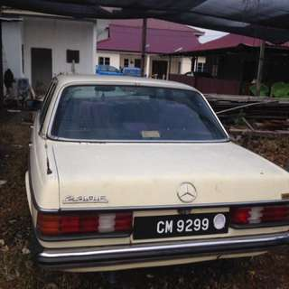 MERC WITH VIP NO CM9299