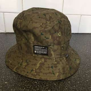 Crooks & Castles Bucket Hat Camo