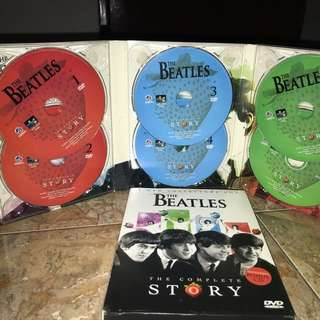 The Beatles collectors box(complete story!)