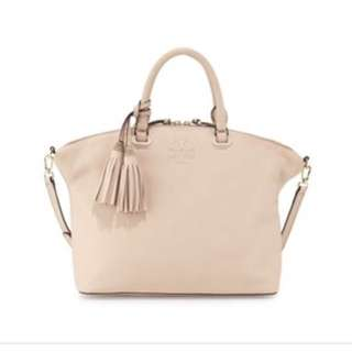 Tory Burch Thea Medium Satchel pale pink