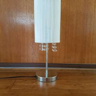 Lamp and light shade