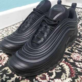 Nike Airmax 97 Ultra 17 Triple Black
