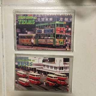 懷舊香港磁石