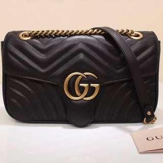 Gucci marmont malatese gg bag