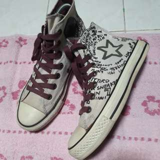 Converse CT High Szare size 37.5
