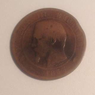 Old coin 1853