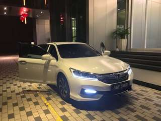 Accord 2018 0 milage  just came from showroom