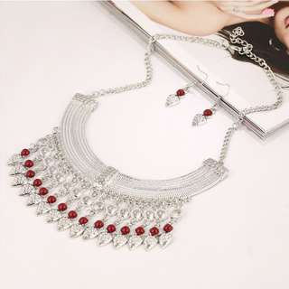 Necklace Set (necklace & earrings)