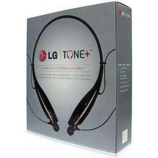 LG WIRELESS STEREO HEADSET