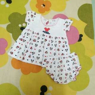 ANAKKU Disney Dress #Bajet20