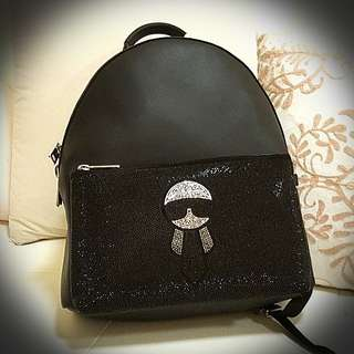 Fendi Bling Bling Backpack 閃石背囊
