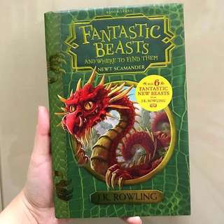 [BN] Fantastic Beasts and Where to Find Them (Harry Potter)