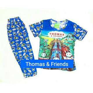 Thomas & Friends Pajama Terno