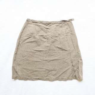 Kahki Skirt