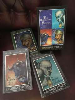 The Bartimaeus Trilogy