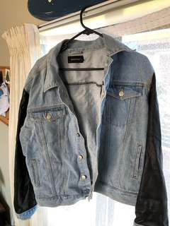 Minkpink denim jacket