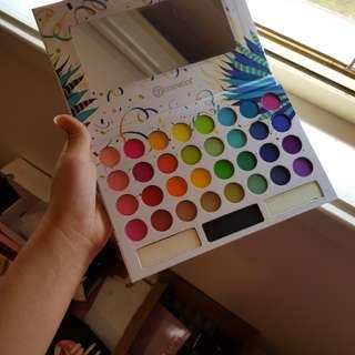 New bh cosmetics take me to brazil eyeshadow palette